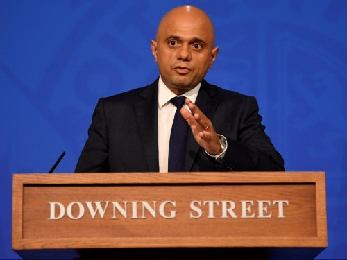 Plan A isn't working, but Sajid Javid's in no rush to implement plan B | Tom Peck
