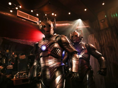 Doctor Who and the Rise of Immersive Theatre