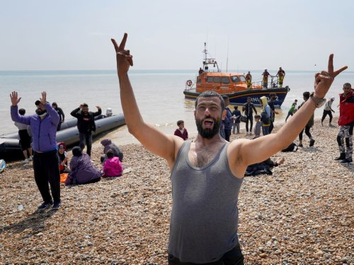 Channel crossings double 2020 record despite Home Office crackdown