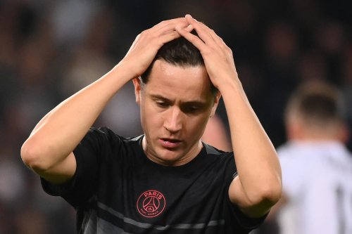 Ander Herrera 'robbed by prostitute' in Paris as PSG player files police complaint