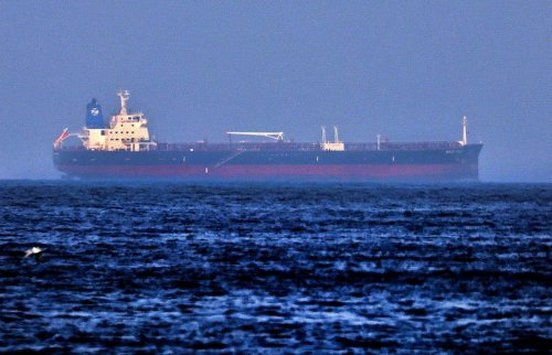 British security guard killed in drone attack on oil tanker named as Adrian Underwood