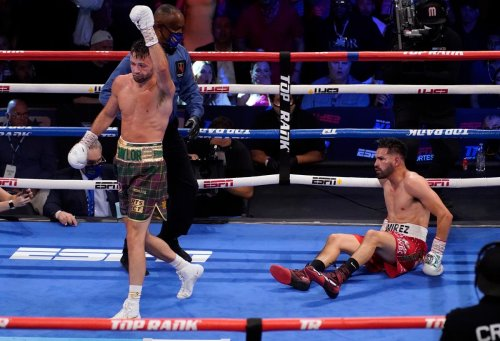 Josh Taylor defeats Jose Ramirez to take undisputed title