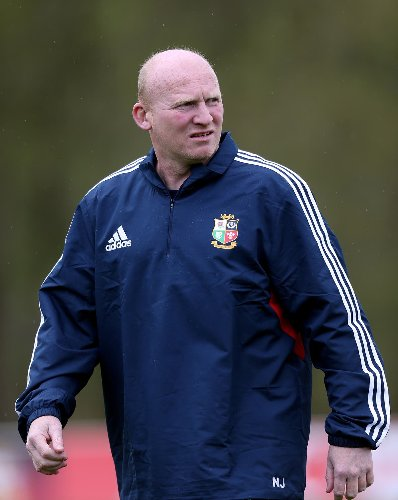 Neil Jenkins believes late Lions arrivals will be playing catch-up