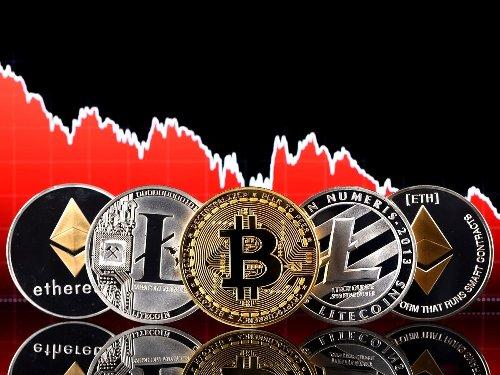 Bitcoin price suddenly crashes amid 'death cross' fears – follow live