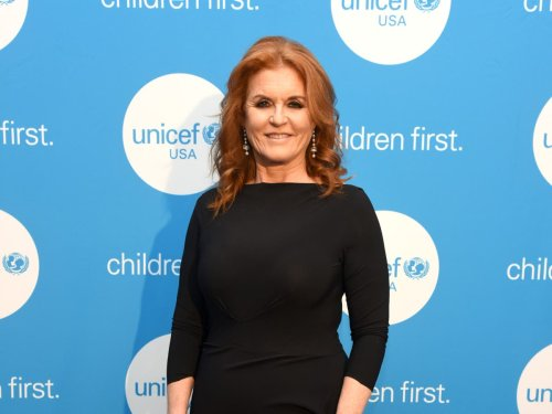 Sarah Ferguson defends son-in-law Jack Brooksbank over yacht pictures: 'He was doing his job'
