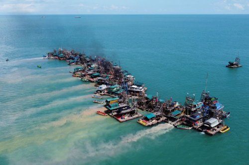 Rise and mine: People of Indonesia's Bangka Island turning to deep-sea deposits to reach valuable tin