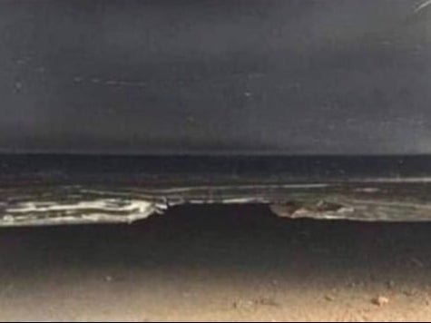 Optical illusion divides internet - but do you see a beach or a car?