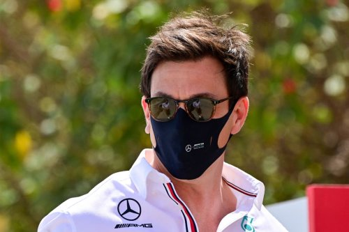 'Bull****!' Mercedes boss Toto Wolff hits back at George Russell over Valtteri Bottas crash accusation
