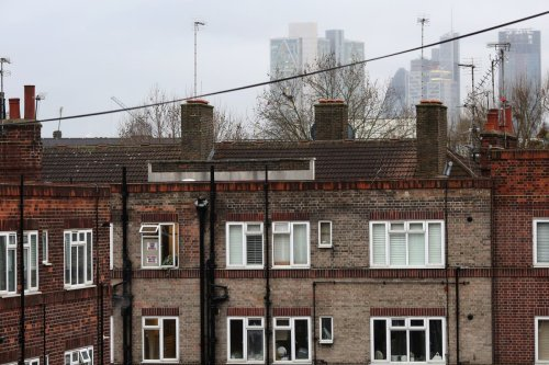 People in high-rise social housing 'at significant risk' of fires