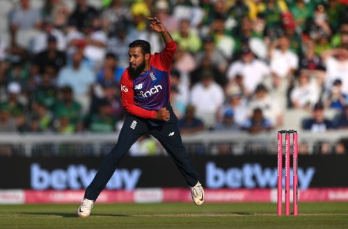 Adil Rashid not feeling the pressure as England's main spinner at T20 World Cup