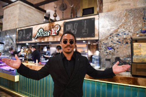 Man who ate at Salt Bae's restaurant after McDonald's says it isn't 'worth the price'