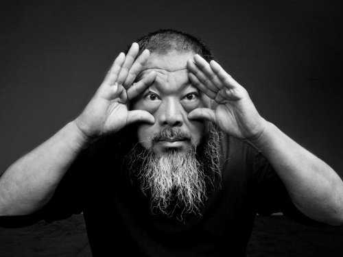 Ai Weiwei: 'Lego is no different from Rembrandt or Van Gogh's paint'