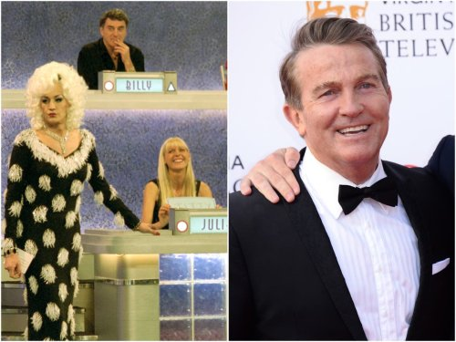 Blankety Blank is being revived again and Bradley Walsh is presenting