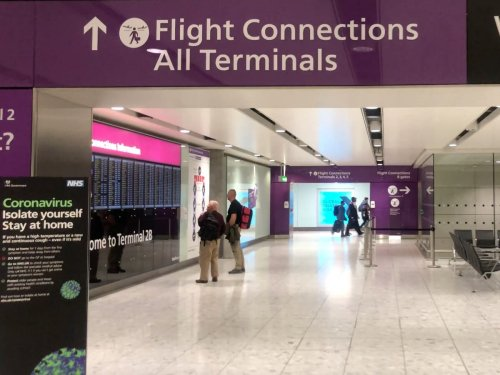 Heathrow boss accuses Border Force of 'complacency'