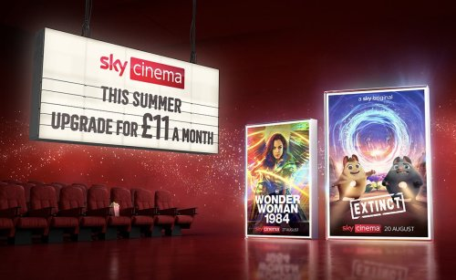 The film hits you shouldn't miss this summer on Sky Cinema