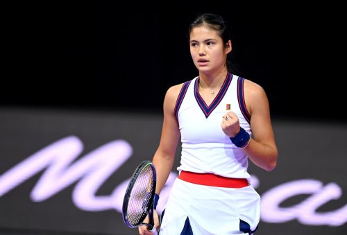 Emma Raducanu secures first victory since becoming US Open champion