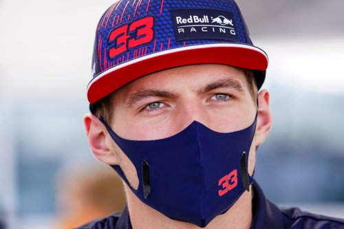 Max Verstappen says 'move on and forgive' as he discusses Lewis Hamilton rivalry