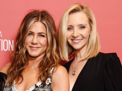 Lisa Kudrow says her son once thought Jennifer Aniston was his mother