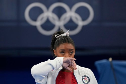 'It's not taboo anymore': Rory McIlroy hails Simone Biles for talking about mental health