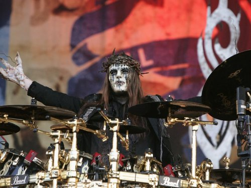 Joey Jordison once saved Metallica when their drummer failed to show at festival