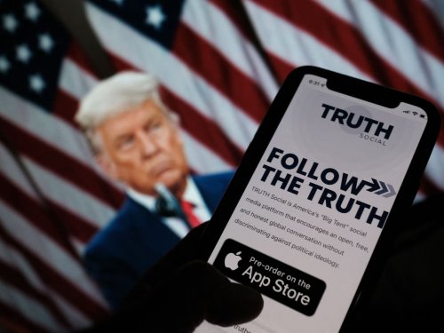 Trump's 'Truth Social' could be more of a threat to democracy than it looks | Opinion
