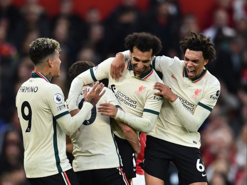 Player ratings as Mohamed Salah and Liverpool eviscerate Man United
