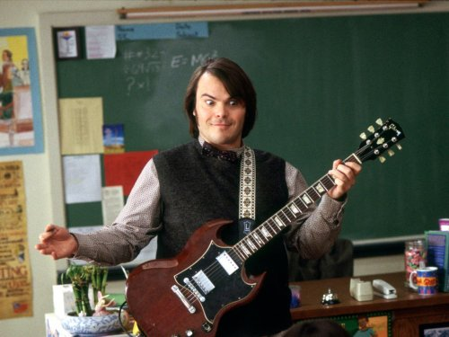 School of Rock scene goes viral for its 'revolutionary' body positivity message
