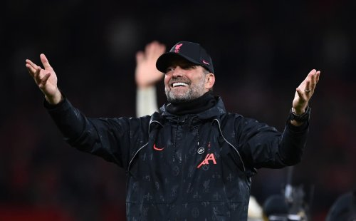 Why thrashing of Man United was another key step in Jurgen Klopp's Liverpool journey