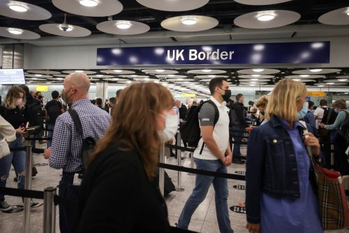 Calls for scrapping of 'ambiguous' amber list travel restrictions