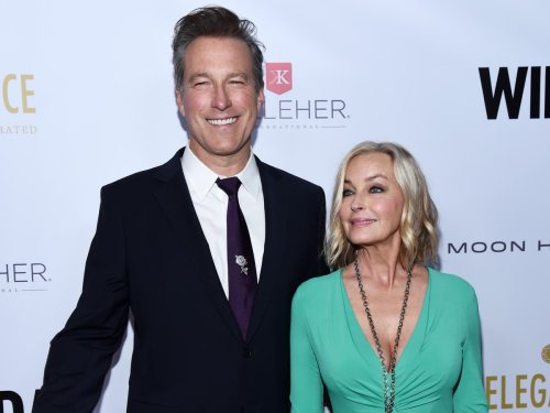 John Corbett and Bo Derek reveal they married last year after 20 years together