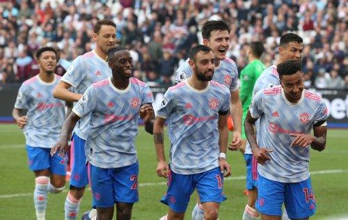 West Ham vs Manchester United LIVE: Premier League updates