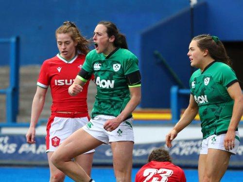 Ireland demolish struggling Wales in Women's Six Nations