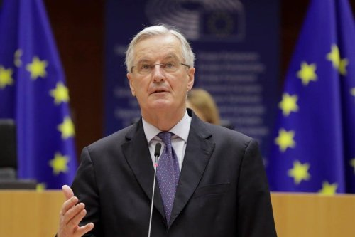 UK fuel crisis 'direct consequence' of Brexit, says Michel Barnier