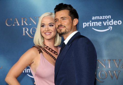 Orlando Bloom's reply to fiancée Katy Perry nails the banality of long-term relationships