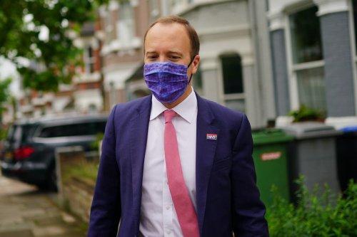 Councillors pass vote of no confidence in local MP Matt Hancock