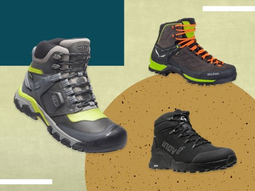 12 best men's walking boots for tackling all terrain