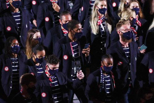 People are calling for Ralph Lauren to be replaced as designer of Team USA's Olympic outfits