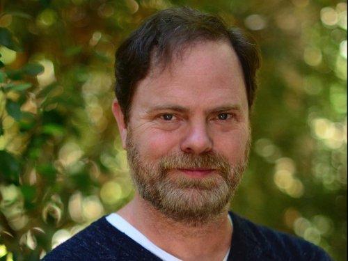 Rainn Wilson: 'If you're gonna make a Dwight joke, make it a smart joke, I implore you'