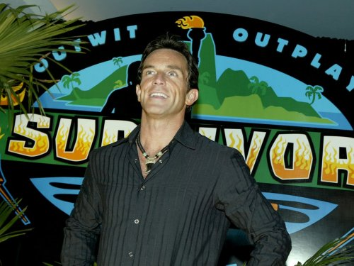 Who is Jeff Probst, the host of Survivor?