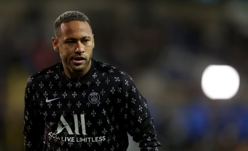 'The beautiful game is over': Neymar hits out after player booked for rainbow flick