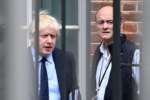 Dominic Cummings leaks bombshell WhatsApps claiming Boris Johnson described Hancock as 'totally hopeless'