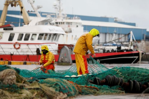 France threatens sanctions against Britain over post-Brexit fishing licences row