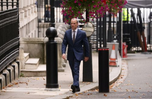 Dominic Raab said 'I don't support the Human Rights Act' ahead of overhaul