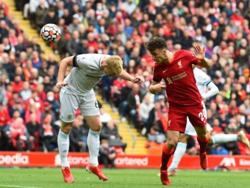 Five things we learned as Reds make winning return to packed Anfield