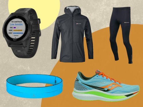 Jog on! The best men's running gear for acing your personal best
