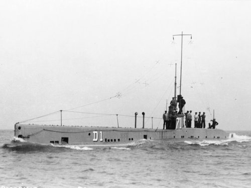 Researchers discover the world's first truly modern submarine – deep under the English Channel