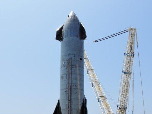 SpaceX evacuates village ahead of major Starship SN15 test