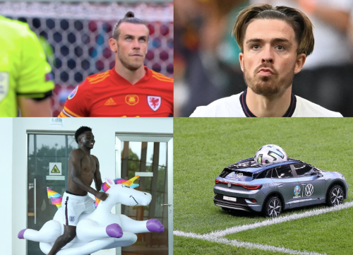 The best and funniest memes of Euro 2020