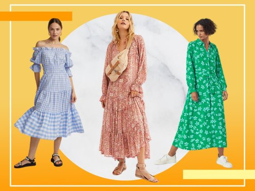 12 best summer dresses for every occasion, from pub gardens to weddings