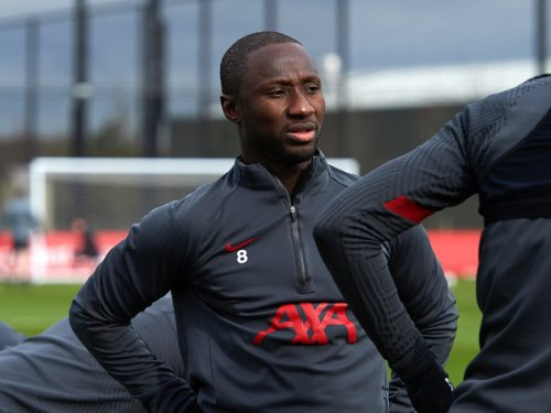 What happened to Naby Keita?